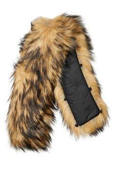 ROCKANDBLUE Trim Classic Down Faux Fur Black/Natural bubbleroom.dk
