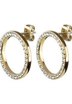 Dyrberg/Kern Roselle Crystal Gold Bubbleroom.dk