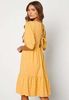 Rut & Circle Cornelia Dress 700 Yellow bubbleroom.dk
