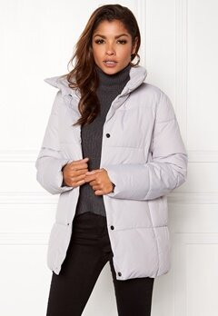 Rut & Circle Hilma Padded Jacket Filler Grey Bubbleroom.dk