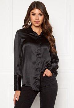 Rut & Circle Lucy Shirt Black Bubbleroom.dk