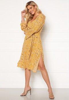 Rut & Circle Vicky Dress Mellow Yellow Bubbleroom.dk