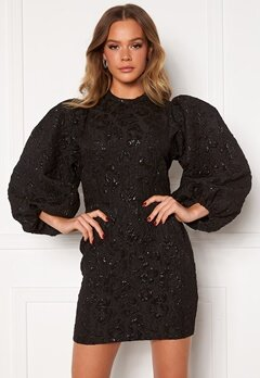 Samsøe & Samsøe Harriet Short Dress Black Bubbleroom.dk