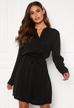 Samsøe & Samsøe Monique Shirt Dress Black Bubbleroom.dk