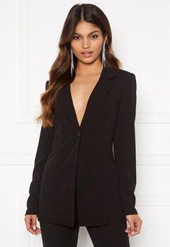 Sara Sieppi x Bubbleroom Suit Jacket Black Bubbleroom.dk