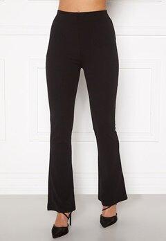 Sara Sieppi x Bubbleroom Suit Pants Black Bubbleroom.dk