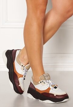 SELECTED FEMME Gavina Trainer Shoes Decadent Chocolate Bubbleroom.dk