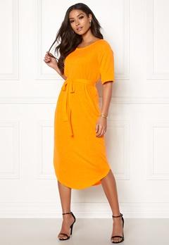 SELECTED FEMME Ivy 2/4 Beach Dress Radiant Yellow Bubbleroom.dk