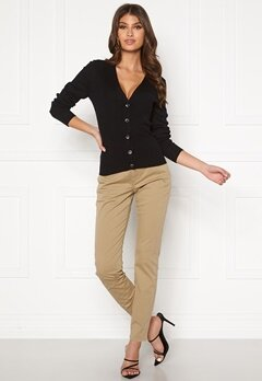 SELECTED FEMME Megan MW Chino Tannin Bubbleroom.dk