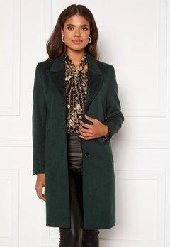 SELECTED FEMME Sasja Wool Coat Green Gables Bubbleroom.dk