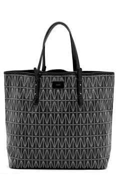 DAGMAR Shopping Bag Black Bubbleroom.dk