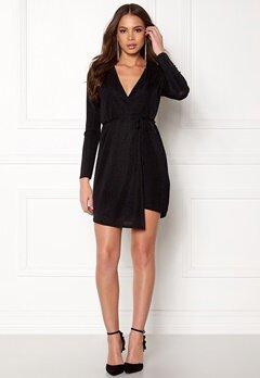 Sisters Point Cofa Dress Black Bubbleroom.dk