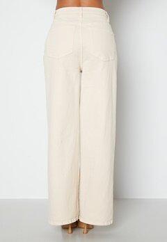Sisters Point Owi Jeans 103 D. Vanilla bubbleroom.dk