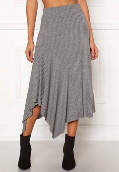 Sisters Point Pro Skirt 054 Grey Melange Bubbleroom.dk