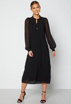 Sisters Point Vikia Dress 000 Black bubbleroom.dk