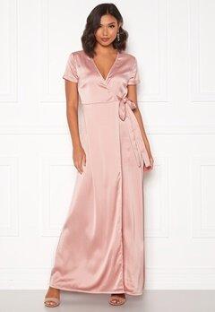 Sisters Point WD Dress 585 Dark Rose Bubbleroom.dk