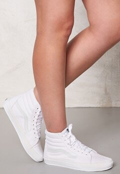 Vans SK8-HI Sneakers True White Bubbleroom.dk