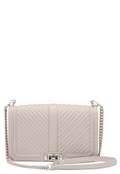 Rebecca Minkoff Slim Love Crossbody Bag Putty Bubbleroom.dk