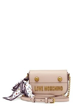 Love Moschino Small Bag 108 Taupe/Sand Bubbleroom.dk