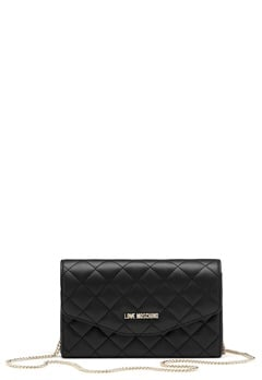 Love Moschino Small Bag 000 Black Bubbleroom.dk