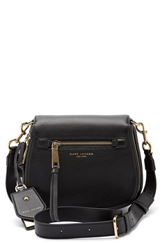 Marc Jacobs Small Nomad Crossbody Bag Black Bubbleroom.dk