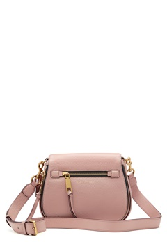 Marc Jacobs Small Nomad Crossbody Bag Rose Bubbleroom.dk