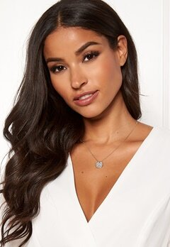 SNÖ of Sweden Corinne Pendant Necklace G/Clear Bubbleroom.dk