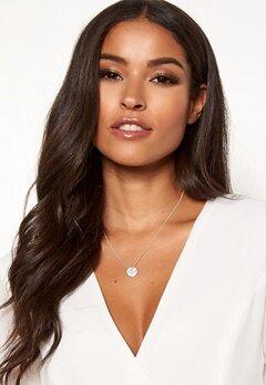 SNÖ of Sweden Corinne Pendant Necklace S/Clear Bubbleroom.dk
