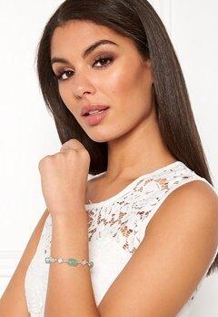 SNÖ of Sweden Emilia Mix Bracelet S/Mint Bubbleroom.dk