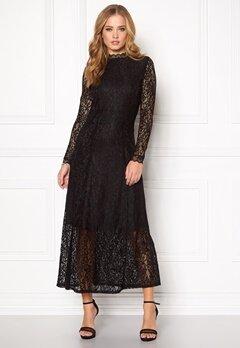 SOAKED IN LUXURY Lilo Dress Black Bubbleroom.dk