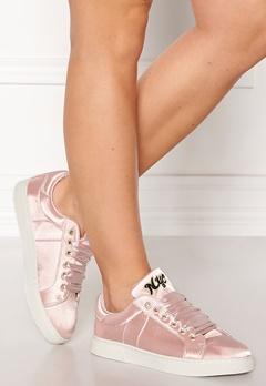 SOFIE SCHNOOR Shoe Sneak Satin Rose Bubbleroom.dk