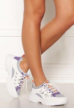 SoWhat 432 Sneakers ltgrey/white/purple Bubbleroom.dk