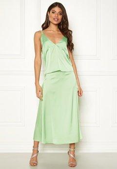 Ivyrevel Split Skirt Pastel Green Bubbleroom.dk