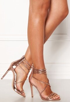 Steve Madden Answer Pump Rose Gold Bubbleroom.dk
