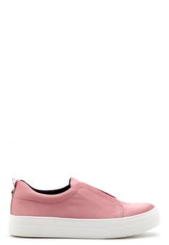 Steve Madden Goals Slip-on Pink Bubbleroom.dk