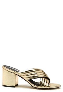 Steve Madden Instant Sandal Gold Bubbleroom.dk