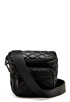 Steve Madden Lookout Shoulderbag Black/gold Bubbleroom.dk