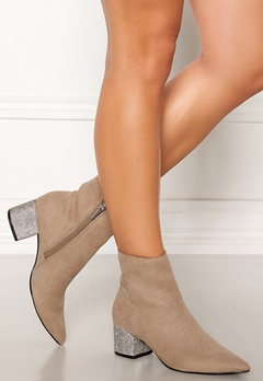 Steve Madden Maggie Boots Taupe Bubbleroom.dk