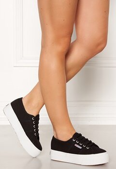 Superga Acotw Linea Sneakers Black-FWhite Bubbleroom.dk