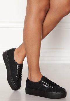 Superga Acotw Linea Sneakers Black Bubbleroom.dk