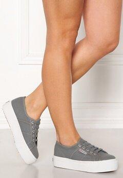 Superga Acotw Linea Sneakers Grey DK Sage Bubbleroom.dk