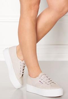 Superga Acotw Linea Sneakers Grey Seashell G04 Bubbleroom.dk