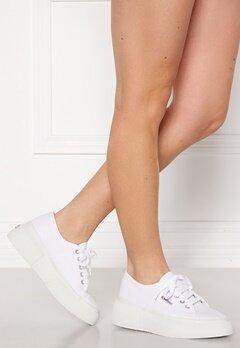 Superga Cotu High Sneakers 901 White Bubbleroom.dk