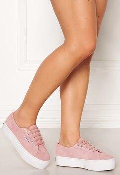Superga SUEW Sneakers Pink Pale Bubbleroom.dk