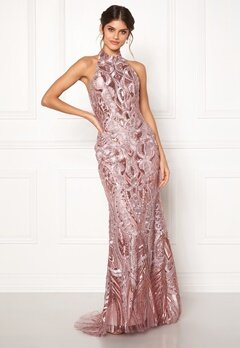 SUSANNA RIVIERI Ceremonial Dress Rose Bubbleroom.dk