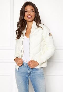 Svea Dawn Jacket Antique White 023 Bubbleroom.dk