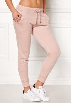 Svea Simone Sweat Pants Soft Pink Bubbleroom.dk
