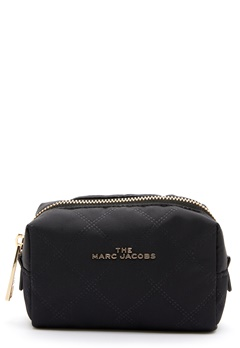 The Marc Jacobs Small Cosmetic 001 Black Bubbleroom.dk