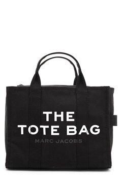 The Marc Jacobs Small Traveler Tote 001 Black Bubbleroom.dk