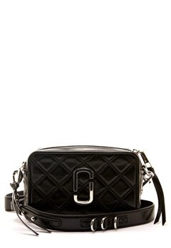 The Marc Jacobs The Quilted Softshot 21 001 Black Bubbleroom.dk